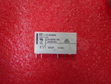LYCA024Y 24V 6A 5PINS
