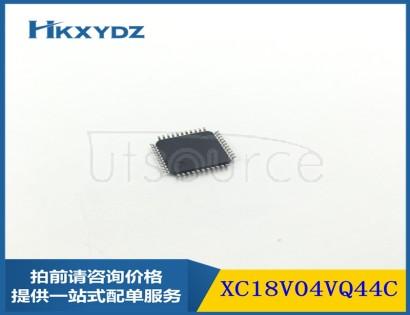 XC18V04VQ44C
