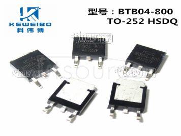 BTB04-800 TO-252