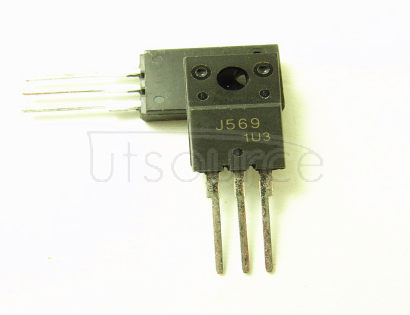 2SJ569 Ultrahigh-Speed Switching Applications