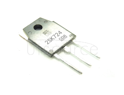 2SK724 N-CHANNEL SILICON POWER MOSFET