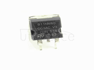STB11NM80