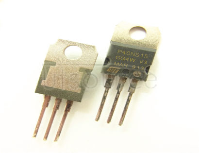 STP40NS15 N-CHANNEL 150V - 0.042ohm - 40A TO-220 MESH OVERLAY⑩ MOSFET