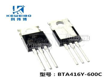 BTA416Y-600C