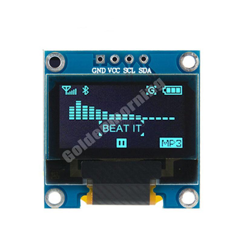"Manufacturer Pantalla 0.96"" 0.96 Inch 128x64 OLED Micro Module Display Screen"