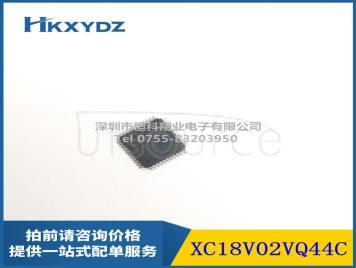 XC18V02VQG44C
