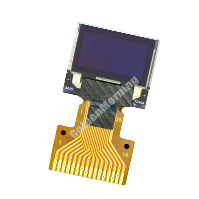 GoldenMorning SSD1306 72x40 Microdisplay Mini Micro 0.42'' Inch Oled Display 0.42