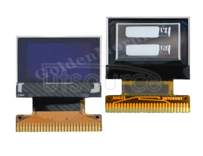 Original Manufacturer Parallel 0.66 Inch White Monochrome Price 64x48 SSD1306 Oled Display
