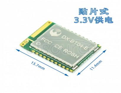 Bt04-e Bluetooth module Low power consumption small volume wireless serial port through Bluetooth module SPP3.0+BLE4.2 3.3V