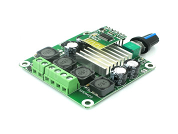 TPA3116 digital power amplifier 50W Stereo D class power amplifier Bluetooth 5.0 power amplifier no impact