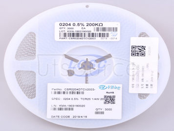 Viking Tech CSR0204DTCV2003(10pcs)