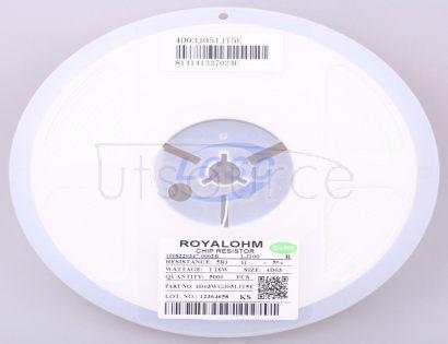 UNI-ROYAL(Uniroyal Elec) 4D03WGJ051JT5E(50pcs)
