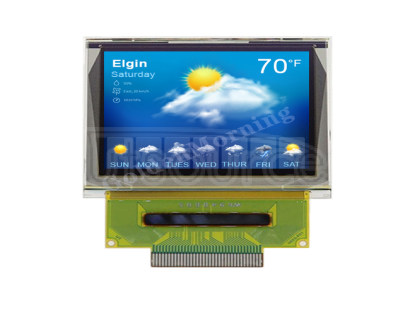 GoldenMorning 160X128 SPI RGB Color 1.69 OLED Display