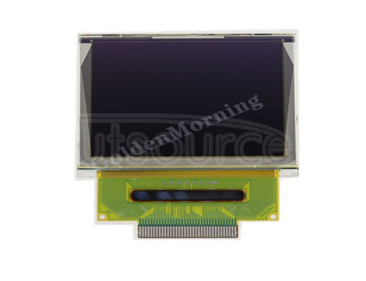 GoldenMorning 160X128 SPI RGB Color 1.69 OLED Display GoldenMorning 160X128 SPI RGB Color 1.69 OLED Display