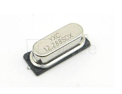 HC-49SMD Crystal Oscillator 12.288MHZ 20PF 20PPM X49SM12288MSD2SC HC-49SMD Crystal Oscillator 12.288MHZ 20PF 20PPM X49SM12288MSD2SC