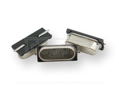 HC-49SMD Crystal Oscillator 4MHZ 20PF 20PPM X49SM4MSD2SC HC-49SMD Crystal Oscillator 4MHZ 20PF 20PPM X49SM4MSD2SC