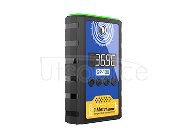 Thermographic Thermometer GP100 Free Shipping. Touchless Body Temperature Check.
