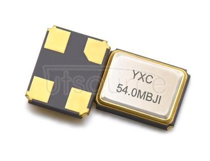 YXC YSX321SL 3.2x2.5mm 54MHZ 10PF 10PPM X322554MMB4SI