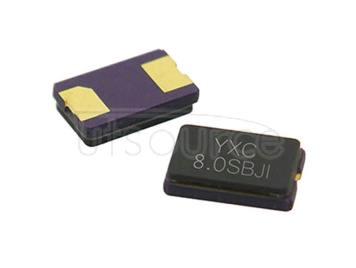 YXC YSX530GA 5.0x3.2mm 14.7456MHZ 20PF 10PPM X5032147456MSB2GI