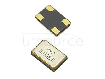 YXC YSX531SL 5.0x3.2mm 27.12MHZ 20PF 10PPM X50322712MSB4SI