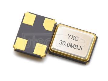 YXC YSX321SL 3.2x2.5mm 30MHZ 10PF 10PPM X322530MMB4SI