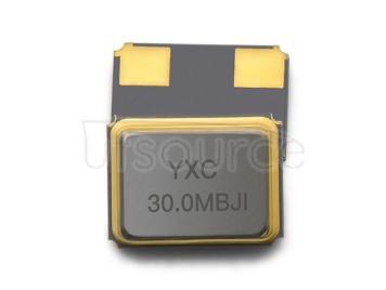YXC YSX321SL 3.2x2.5mm 30MHZ 20PF 10PPM X322530MSB4SI