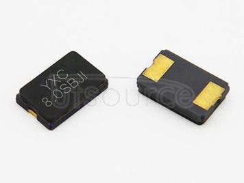 YXC YSX530GA 5.0x3.2mm 12MHZ 20PF 10PPM X503212MSB2GI