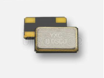 YXC YSX531SL 5.0x3.2mm 8MHZ 20PF 10PPM X50328MSB4SI