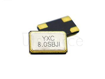 YXC YSX531SL 5.0x3.2mm 25MHZ 20PF 10PPM X503225MSB4SI