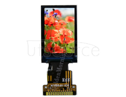 ST7735 SPI Backlight RGB Color 80x160 0.96 Inch TFT LCD Display Screen ST7735 SPI Backlight RGB Color 80x160 0.96 Inch TFT LCD Display Screen