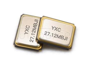 YXC YSX321SL 3.2x2.5mm 27.12MHZ 12PF 10PPM X32252712MOB4SI