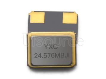 YXC YSX321SL 3.2x2.5mm 24.576MHZ 20PF 10PPM X322524576MSB4SI