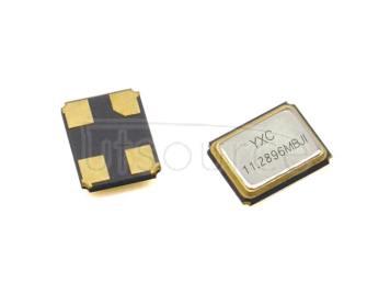 YXC YSX321SL 3.2x2.5mm 11.2896MHZ 10PF 10PPM X3225112896MMB4SI