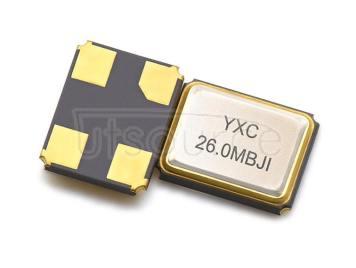 YXC YSX321SL 3.2x2.5mm 26MHZ 12PF 10PPM X322526MOB4SI
