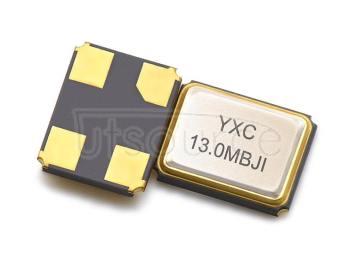 YXC YSX321SL 3.2x2.5mm 13MHZ 20PF 10PPM X322513MSB4SI
