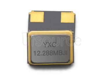 YXC YSX321SL 3.2x2.5mm 12.288MHZ 20PF 10PPM X322512288MSB4SI