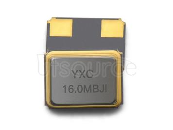 YXC YSX321SL 3.2x2.5mm 16MHZ 20PF 10PPM X322516MSB4SI