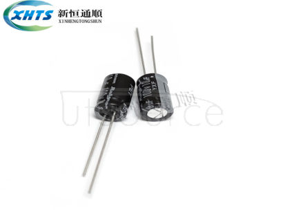 RUBYCON 100YXF10MEFC6.3X11 DIP Capacitors 100V10UF YXF 6.3X11