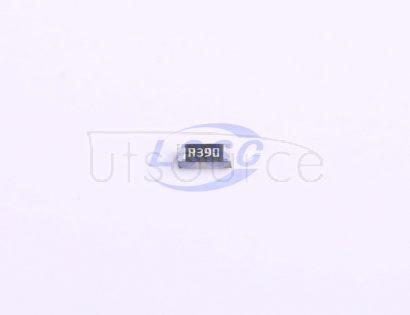 UNI-ROYAL(Uniroyal Elec) 0805W8J039KT5E(50pcs)