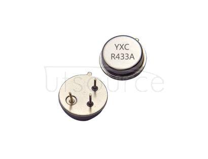R433 SAW Resonator 433.92MHZ 75K RTO3943392MA3SI