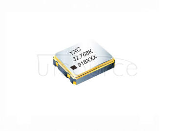 YSO120TK 32.768KHZ 1.8V-3.3V 10PPM OK201632.768KJBA4SL