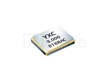 YXC YSX321SC Automotive Crystal Oscillator 25MHZ 12PF 10PPM XC322525MOB4SA-18