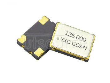 YSO690PR 125MHZ 3.3V 20PPM O97050125MEDA4SI
