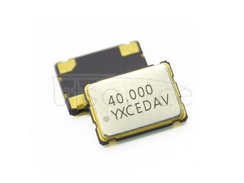 YSO110TR 40MHZ 1.8V-3.3V 10PPM OT705040MJBA4SL
