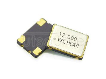 YSO110TR 12MHZ 1.8V-3.3V 10PPM OT705012MJBA4SL