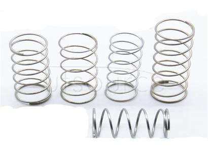 Wire diameter 0.4MMX3MMX10MM spring steel/stainless steel small spring pressure return compression spring <20PCS> Wire diameter 0.4MMX3MMX10MM spring steel/stainless steel small spring pressure return compression spring <20PCS>