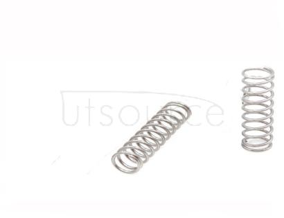 Wire diameter 0.5MMX12MMX10MM spring steel/stainless steel small spring pressure return compression spring <20PCS>