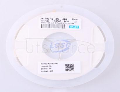 RALEC RTA02-4D620JTH(50pcs)