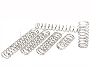 Wire diameter 0.3MMX5MMX45MM spring steel/stainless steel small spring pressure return compression spring <20PCS>