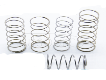 Wire diameter 0.5MMX5MMX20MM spring steel/stainless steel small spring pressure return compression spring <20PCS>
